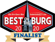 Best of the Burg Finalist