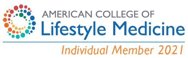 American College of Lifestyle Medicine Member 2021