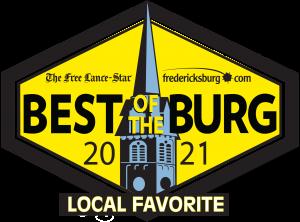 Best Burg 2021 Local Favorite