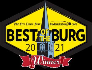 Best Burg 2021 Winner